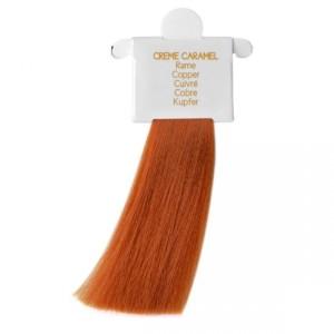 Rød hårfarve